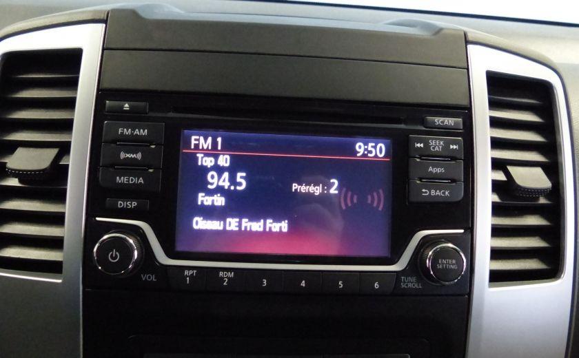 2016 Nissan Frontier SV 4X4 CREW A/C Gr-Électrique (Mags-Bluetooth) #16