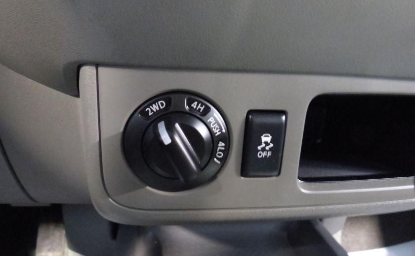 2016 Nissan Frontier SV 4X4 CREW A/C Gr-Électrique (Mags-Bluetooth) #18