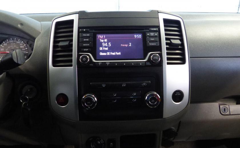 2016 Nissan Frontier SV 4X4 CREW A/C Gr-Électrique (Mags-Bluetooth) #19