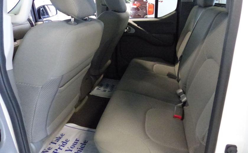 2016 Nissan Frontier SV 4X4 CREW A/C Gr-Électrique (Mags-Bluetooth) #21