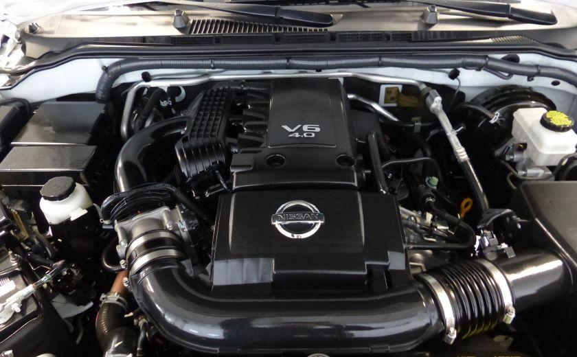 2016 Nissan Frontier SV 4X4 CREW A/C Gr-Électrique (Mags-Bluetooth) #25