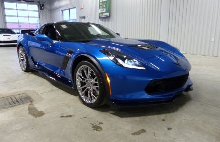 2016 Chevrolet Corvette Z06 3LZ 650 HP Nav Cam 360 Option Z07 #0