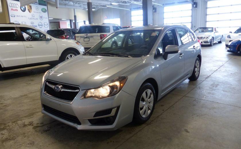 2016 Subaru Impreza 2.0i AWD A/C Gr-Électrique Cam Bluetooth #2