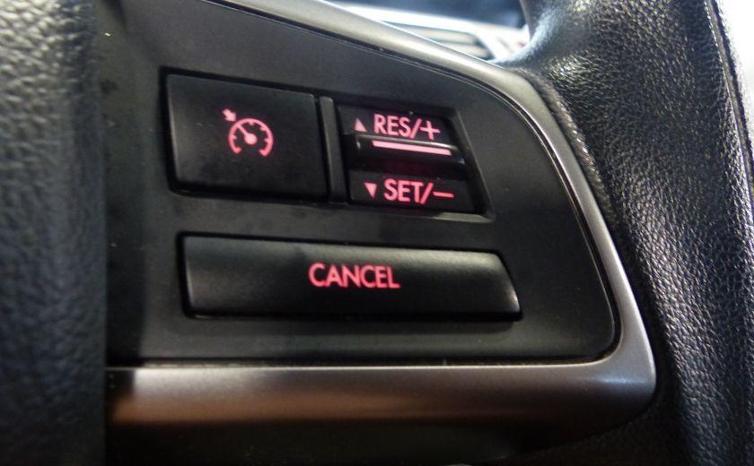 2016 Subaru Impreza 2.0i AWD A/C Gr-Électrique Cam Bluetooth #11