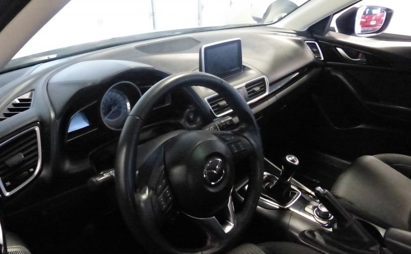 2014 Mazda 3 GS-SKY A/C Gr-Électrique Bluetooth Camera #8