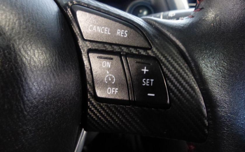 2014 Mazda 3 GS-SKY A/C Gr-Électrique Bluetooth Camera #13