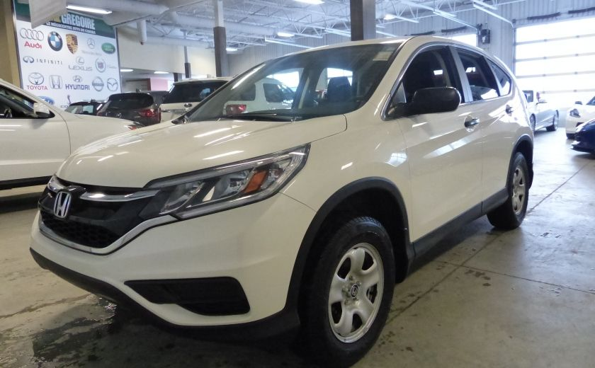 2015 Honda CRV LX AWD A/C Gr-Électrique Bluetooth Camera #2