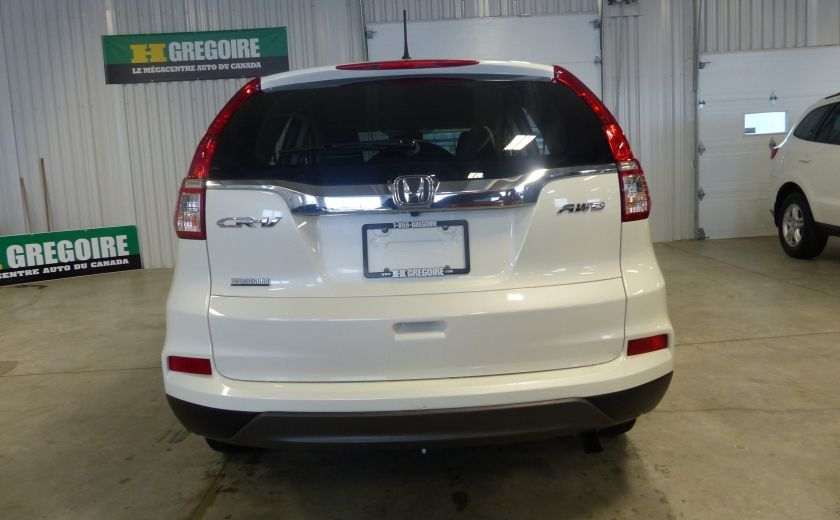 2015 Honda CRV LX AWD A/C Gr-Électrique Bluetooth Camera #5