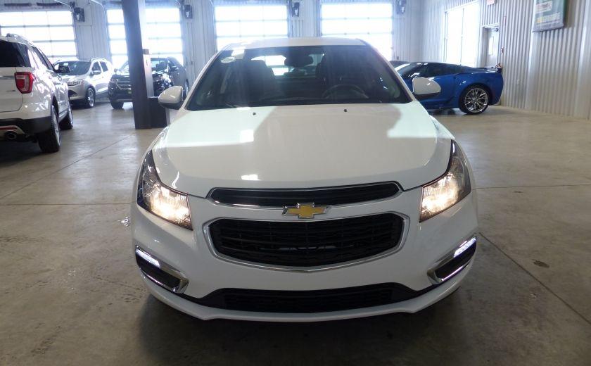 2015 Chevrolet Cruze LT TURBO A/C Gr-Électrique (Caméra+Bluetooth) #1