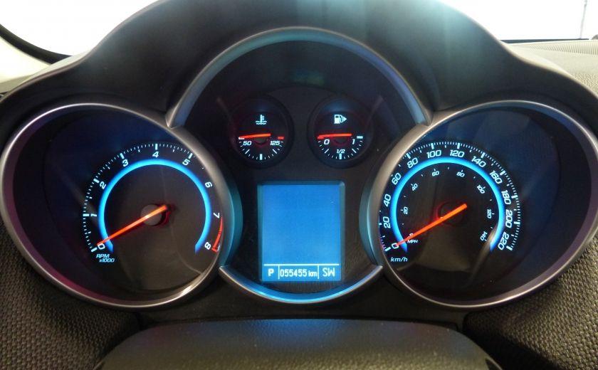 2015 Chevrolet Cruze LT TURBO A/C Gr-Électrique (Caméra+Bluetooth) #12