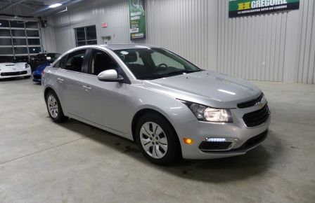 2015 Chevrolet Cruze LT TURBO A/C Gr-Électrique (Bluetooth) #0