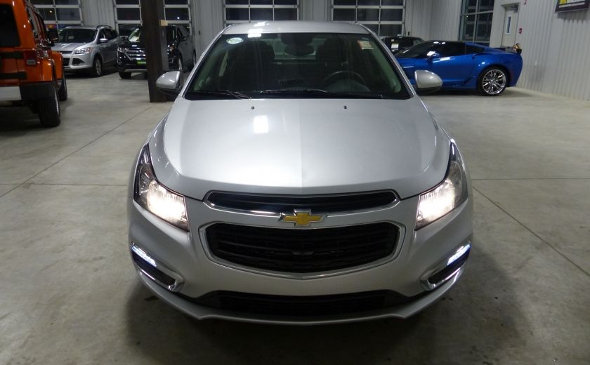 2015 Chevrolet Cruze LT TURBO A/C Gr-Électrique (Bluetooth) #1