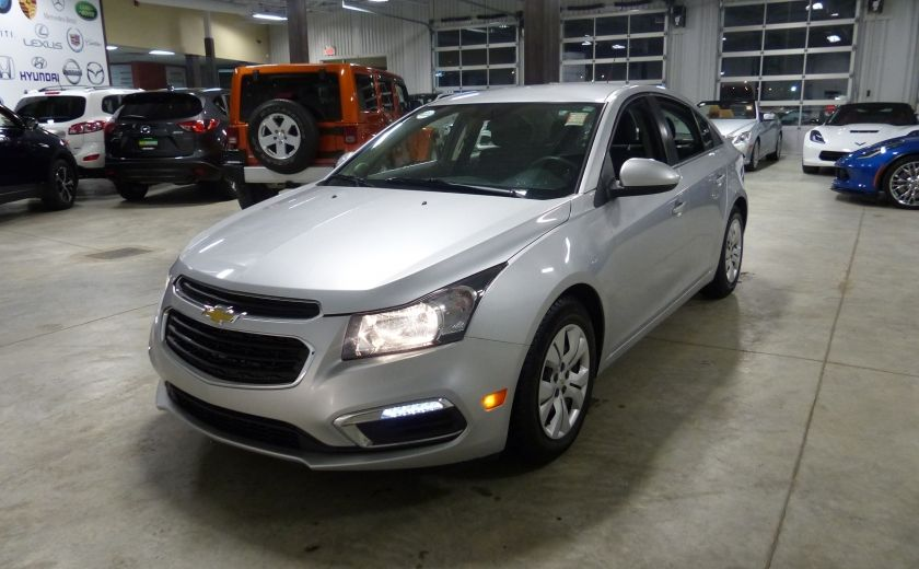 2015 Chevrolet Cruze LT TURBO A/C Gr-Électrique (Bluetooth) #2