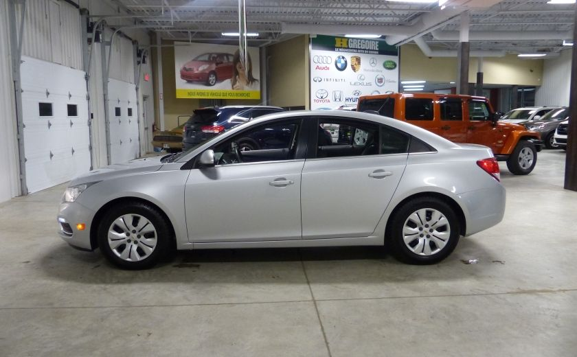 2015 Chevrolet Cruze LT TURBO A/C Gr-Électrique (Bluetooth) #3