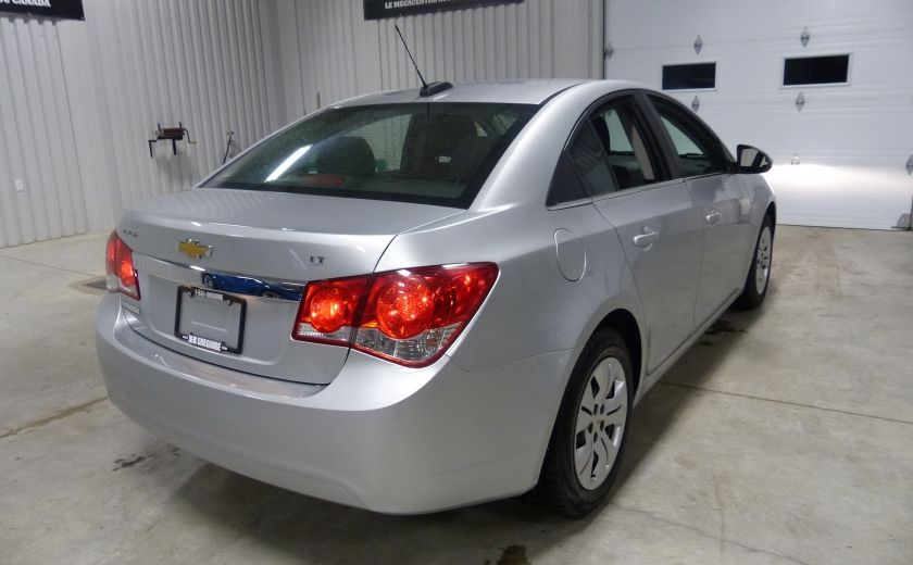 2015 Chevrolet Cruze LT TURBO A/C Gr-Électrique (Bluetooth) #6