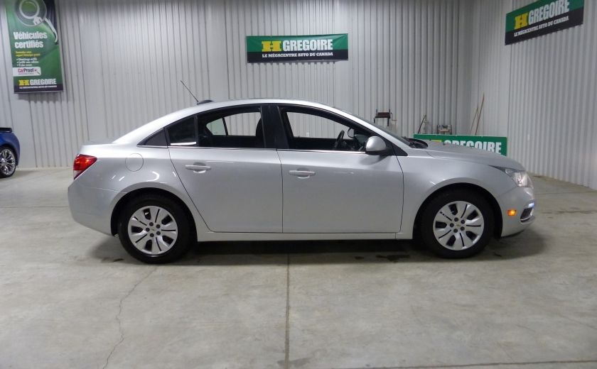 2015 Chevrolet Cruze LT TURBO A/C Gr-Électrique (Bluetooth) #7