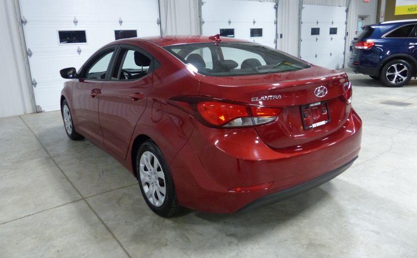 2016 Hyundai Elantra GL A/C Gr-Électrique (Bluetooth) #4