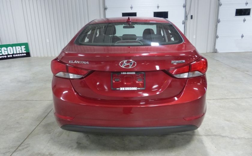 2016 Hyundai Elantra GL A/C Gr-Électrique (Bluetooth) #5
