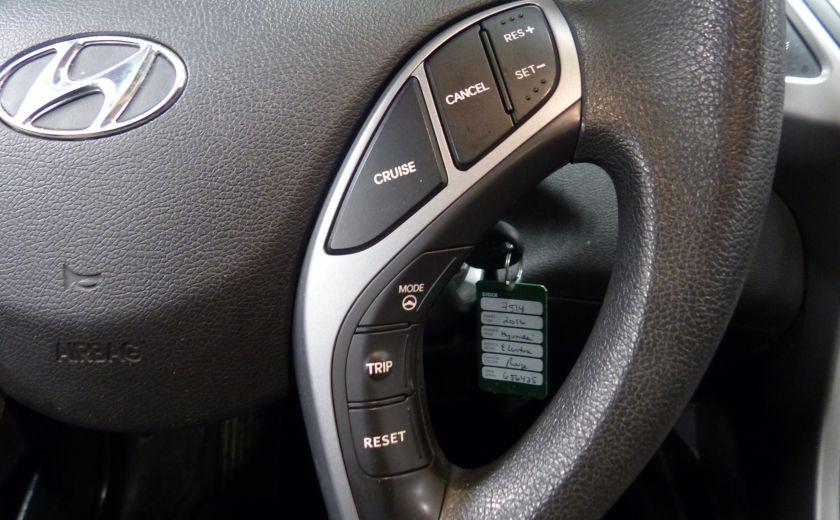2016 Hyundai Elantra GL A/C Gr-Électrique (Bluetooth) #11