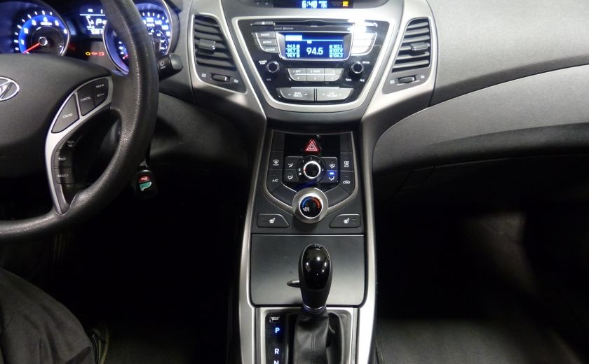 2016 Hyundai Elantra GL A/C Gr-Électrique (Bluetooth) #14
