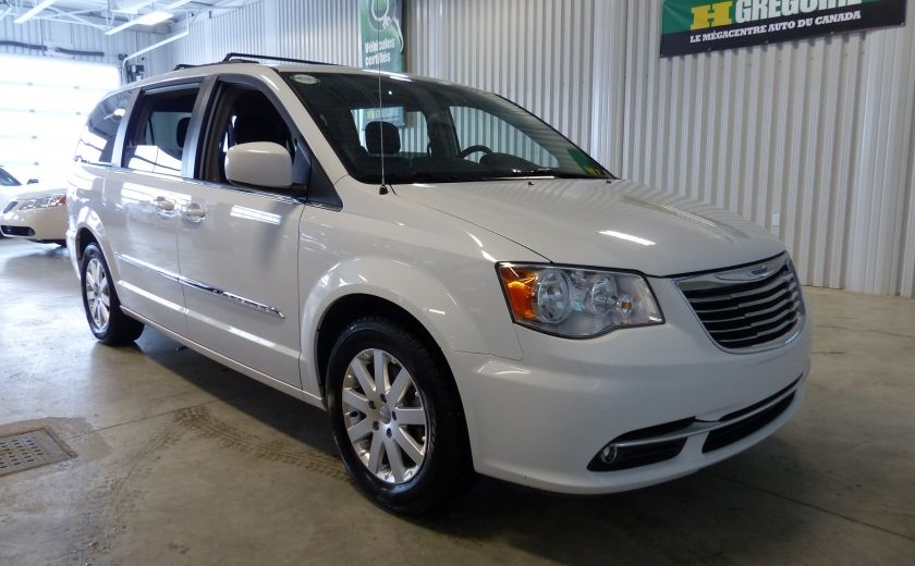 2016 Chrysler Town And Country Touring A/C Gr-Électrique (Mags-Caméra) #0