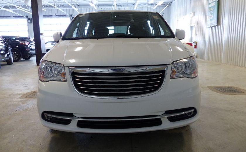 2016 Chrysler Town And Country Touring A/C Gr-Électrique (Mags-Caméra) #1