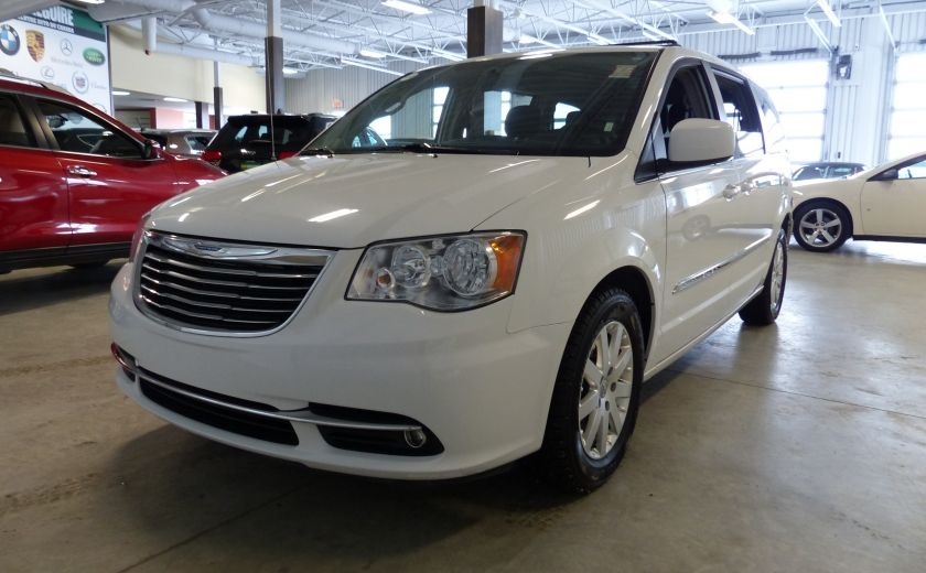 2016 Chrysler Town And Country Touring A/C Gr-Électrique (Mags-Caméra) #2