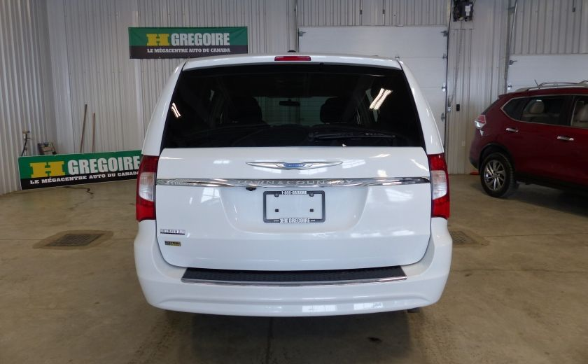 2016 Chrysler Town And Country Touring A/C Gr-Électrique (Mags-Caméra) #5