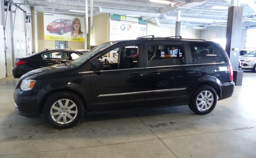 2016 Chrysler Town And Country Touring STOW'N'GO (Cam-Mag-Bluetooth) #3
