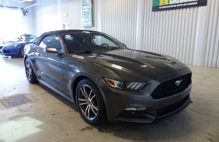2016 Ford Mustang EcoBoost Premium (CUIR-NAV) A/C Bluetooth #0