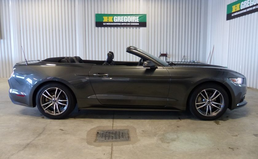 2016 Ford Mustang EcoBoost Premium (CUIR-NAV) A/C Bluetooth #11