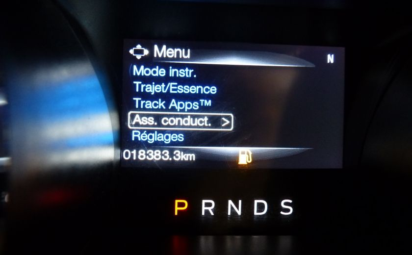 2016 Ford Mustang EcoBoost Premium (CUIR-NAV) A/C Bluetooth #21