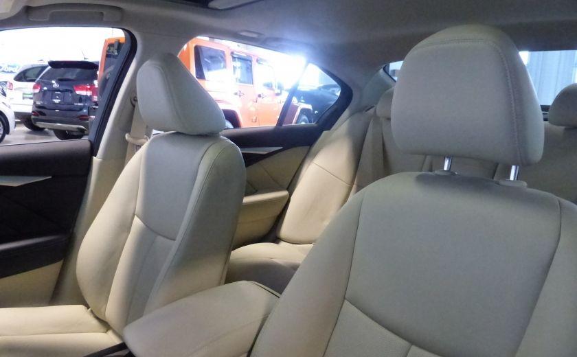 2015 Infiniti Q50 TOURING TECH AWD (Cuir-Toit-Nav) #9