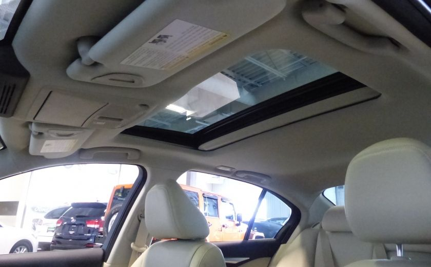 2015 Infiniti Q50 TOURING TECH AWD (Cuir-Toit-Nav) #10