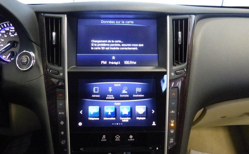 2015 Infiniti Q50 TOURING TECH AWD (Cuir-Toit-Nav) #18