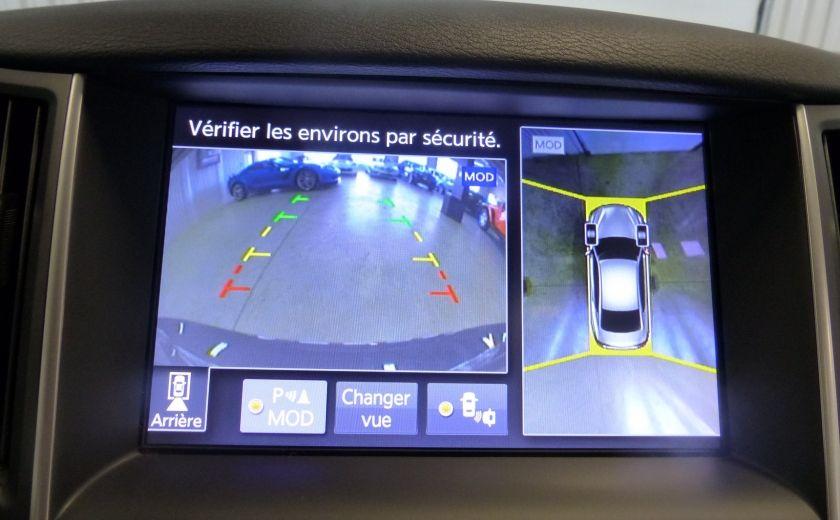 2015 Infiniti Q50 TOURING TECH AWD (Cuir-Toit-Nav) #21