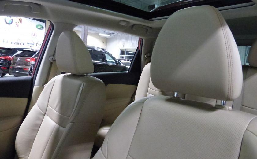 2014 Nissan Rogue SL AWD (Cuir-Toit-Nav) A/C Gr-Électrique #9
