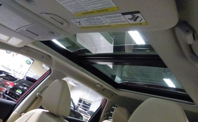 2014 Nissan Rogue SL AWD (Cuir-Toit-Nav) A/C Gr-Électrique #10