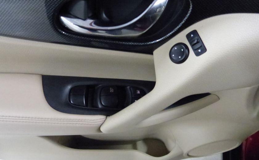 2014 Nissan Rogue SL AWD (Cuir-Toit-Nav) A/C Gr-Électrique #11