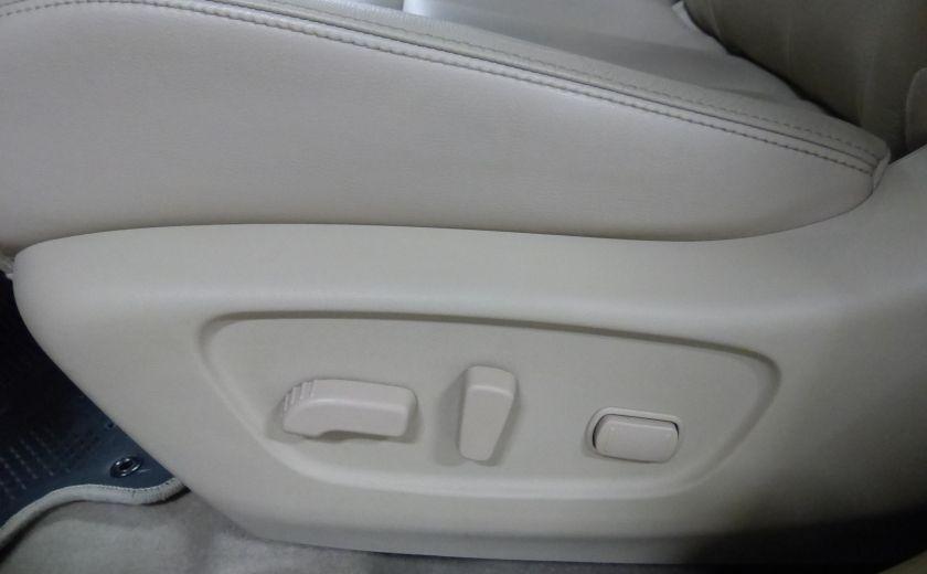 2014 Nissan Rogue SL AWD (Cuir-Toit-Nav) A/C Gr-Électrique #12