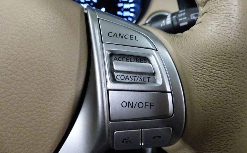 2014 Nissan Rogue SL AWD (Cuir-Toit-Nav) A/C Gr-Électrique #15