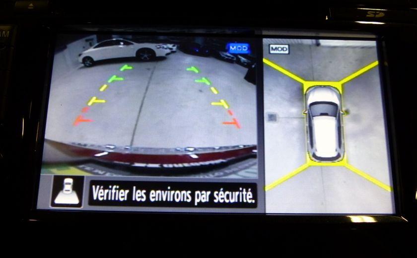 2014 Nissan Rogue SL AWD (Cuir-Toit-Nav) A/C Gr-Électrique #22