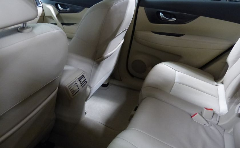 2014 Nissan Rogue SL AWD (Cuir-Toit-Nav) A/C Gr-Électrique #23