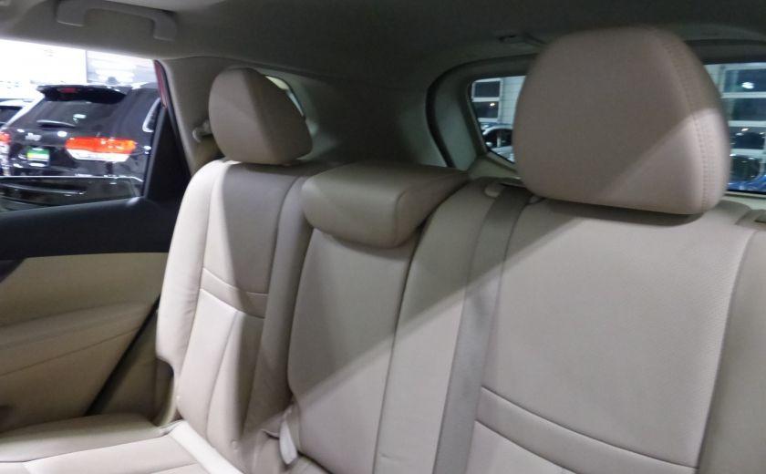 2014 Nissan Rogue SL AWD (Cuir-Toit-Nav) A/C Gr-Électrique #24
