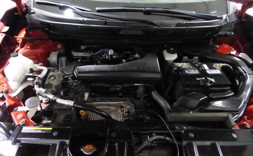 2014 Nissan Rogue SL AWD (Cuir-Toit-Nav) A/C Gr-Électrique #27
