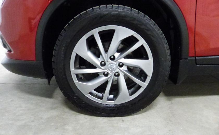 2014 Nissan Rogue SL AWD (Cuir-Toit-Nav) A/C Gr-Électrique #28