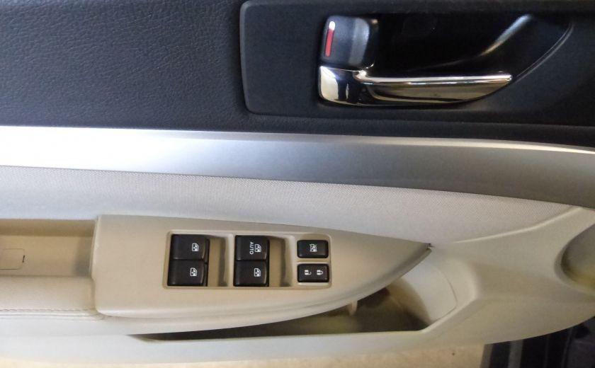 2013 Subaru Legacy 2.5i Touring AWD A/C Gr-Électrique (Mags-Toit #11