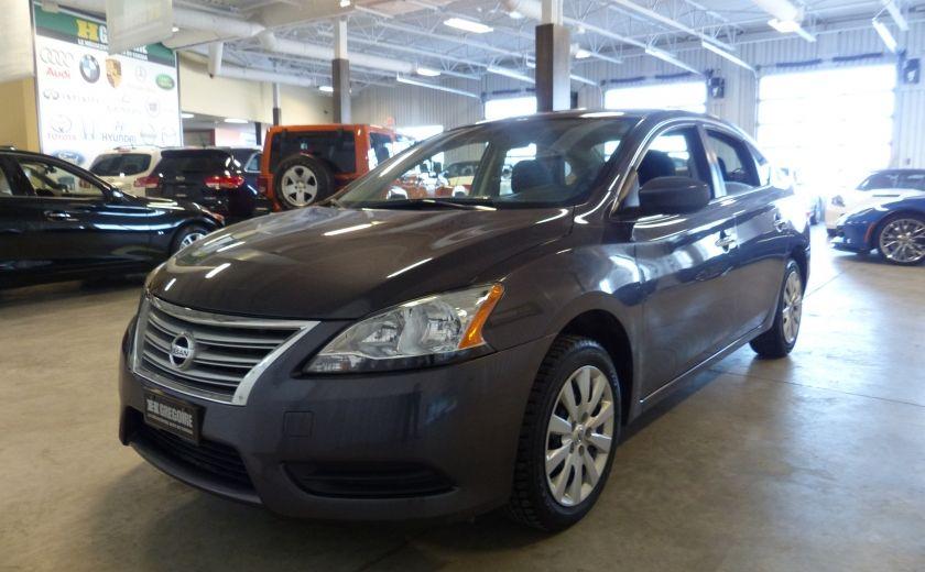 2015 Nissan Sentra S A/C Gr-Électrique Bluetooth #2