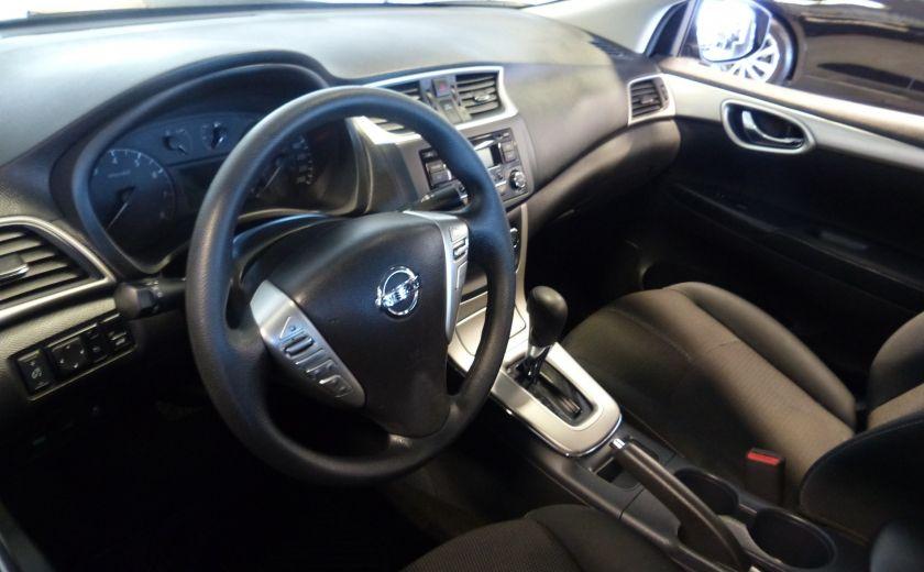 2015 Nissan Sentra S A/C Gr-Électrique Bluetooth #8