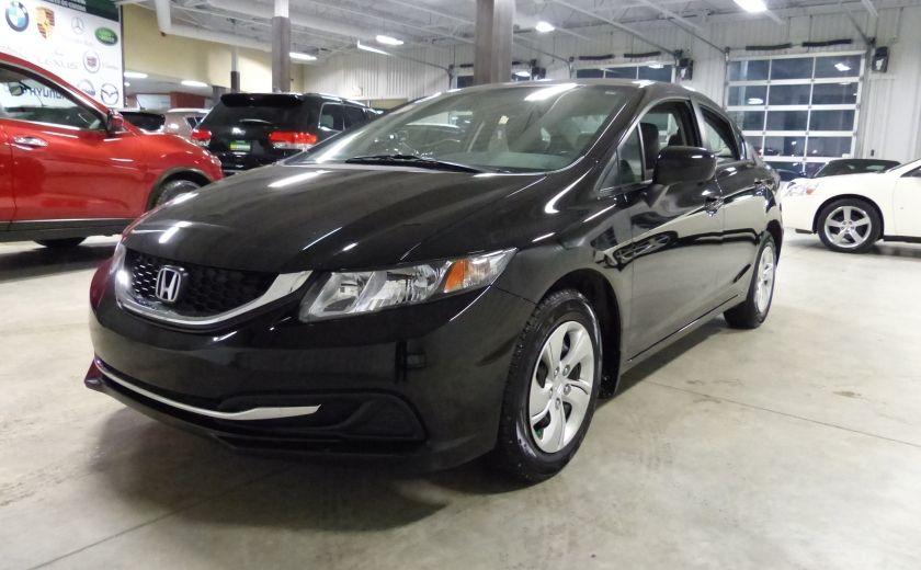 2015 Honda Civic LX A/C Gr-Électrique (Bluetooth-Caméra) #2